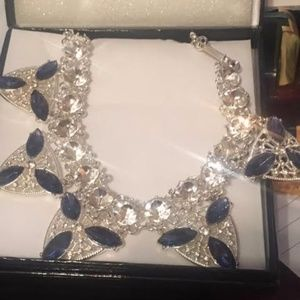 Jewelry - Ice Cold Collar Statement Necklace